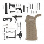 AR-15 Lower Receiver Parts Kit | LPK17 -Grip Option