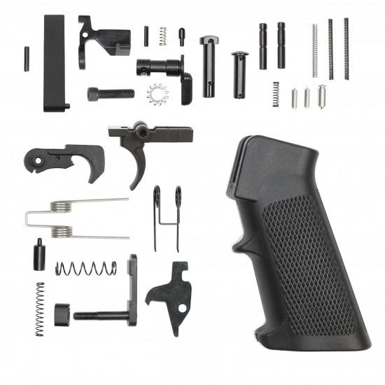 AR-15 Lower Receiver Parts Kit   LPK17 -Grip Option