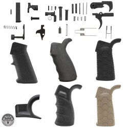 AR-15 Lower Receiver Parts Kit-LPK17-GRIP OPTION