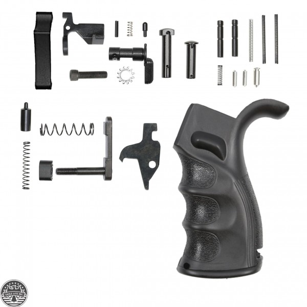 AR-15 Lower Receiver Parts Kit | LPK18 - NO TRIGGER AND HAMMER