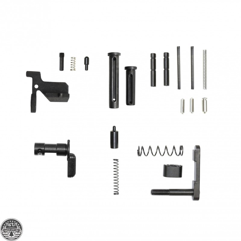 AR-10 Lower Receiver Parts Kit ( No Fire Control Group And Pistol Grip)