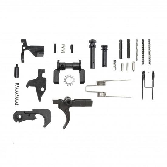 AR-9 Lower Receiver Parts Kit W/ A2 'USA FLAG' Pistol Grip