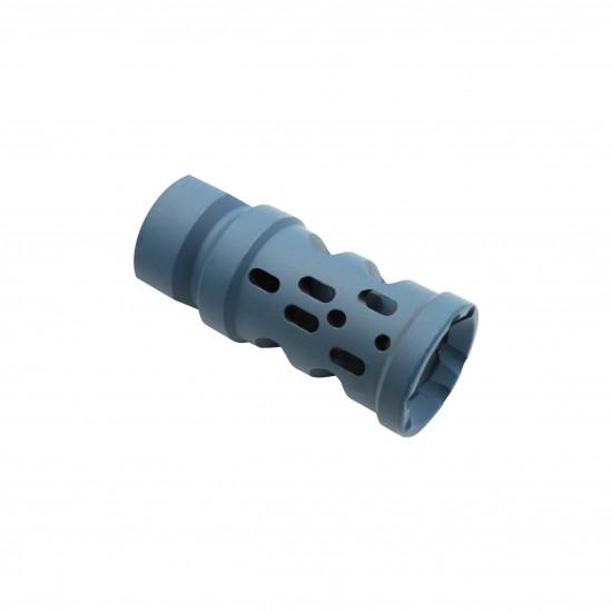Cerakote Jesse James   AR-15 Multi Ported Compensator Upsilon Muzzle Brake