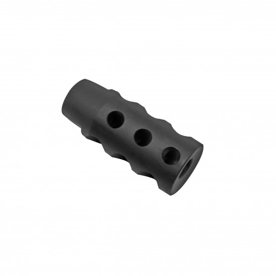 AR-15 .223 TPI Competition Compact Muzzle Brake For 1/2x28 Pitch With Free Washer