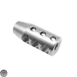 AR-10 .308 Compact Stainless Steel Muzzle Brake
