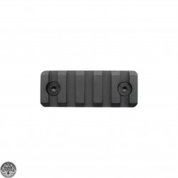 "2"" M-LOK Rail Section (5 Slots)"