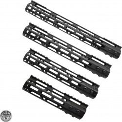 AR-15 M-LOK New Design Rail System