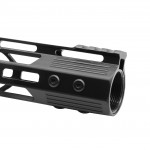NEW AR-15 M-LOK Design Rail System -V2