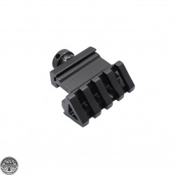 AR-15 45 Degree Offmount Rail | 4 Slot|