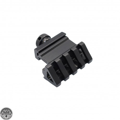 AR-15 45 DEGREE OFFMOUNT RAIL | 4SLOT|