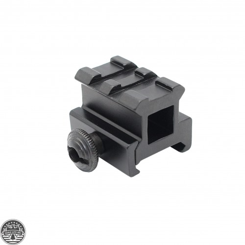 "Ar-15 Scope Mount 3/4"" Riser Flat top SHORT"