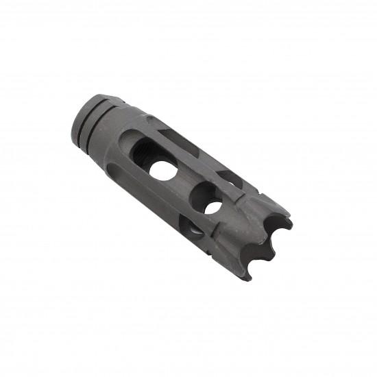 AR-15 1/2X28 Steel 10 Holes Custom Muzzle Brake