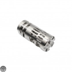 AR-15 Stainless Steel Muzzle Brake