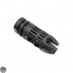AR-15 .223 Black Steel Muzzle Brake