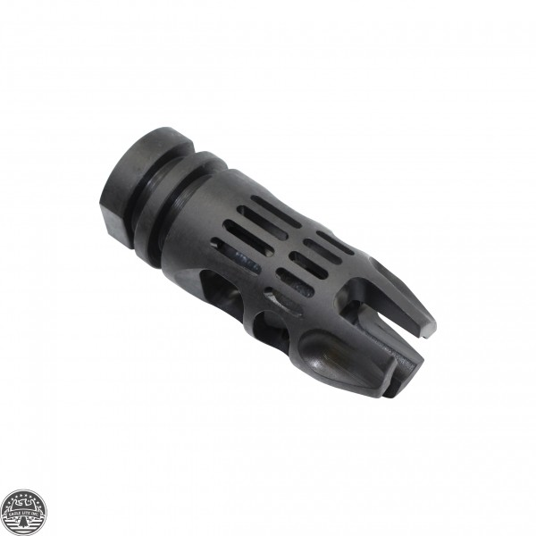 AR-15 .223 Black Steel Muzzle Break