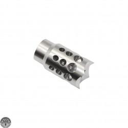 "AR-15 1½"" Stainless Steel Muzzle Break"