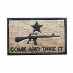 """COME AND TAKE IT"" Patch"