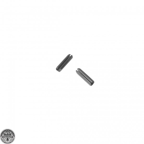 .078 x .312 Gas Block Roll Pin 2 piece - Stainless Steel
