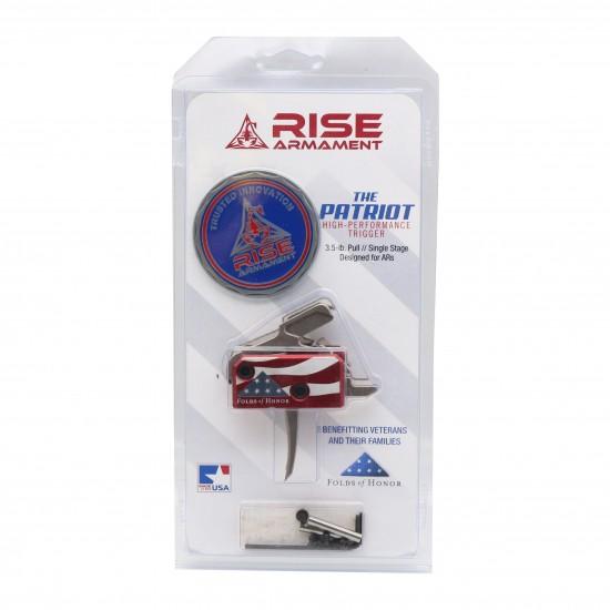 AR- Platform Rise Armament The Patriot High Performance Trigger