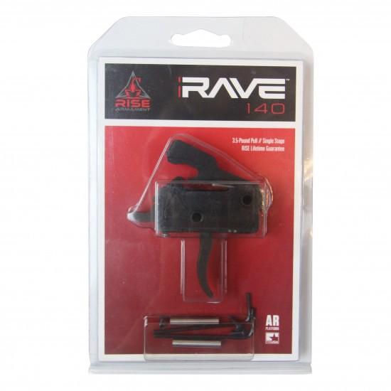 AR-15 Standard Lower Receiver Parts Kit W/ AR-Platform Rise Armament Super Sporting Trigger