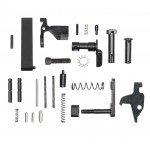 AR-15 Standard Lower Reciever Parts Kit W/ AR-Platform Rise Armament Super Sporting Trigger