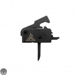AR-Platform Rise Armament RA-140 Flat Super Sporting Trigger W/ Anti-Walk Pins