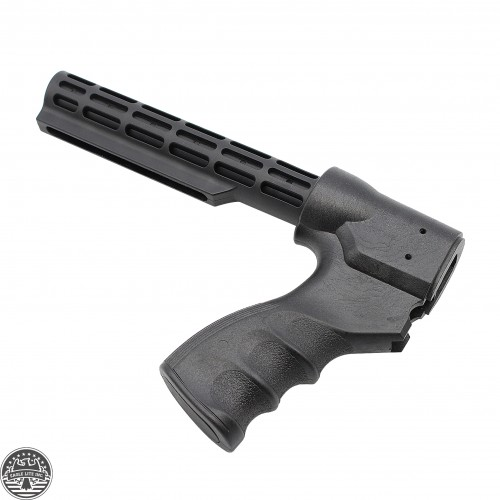 Remington 870 12 Gauge Pistol Grip w/ 6-Position Commercial Stock Tube