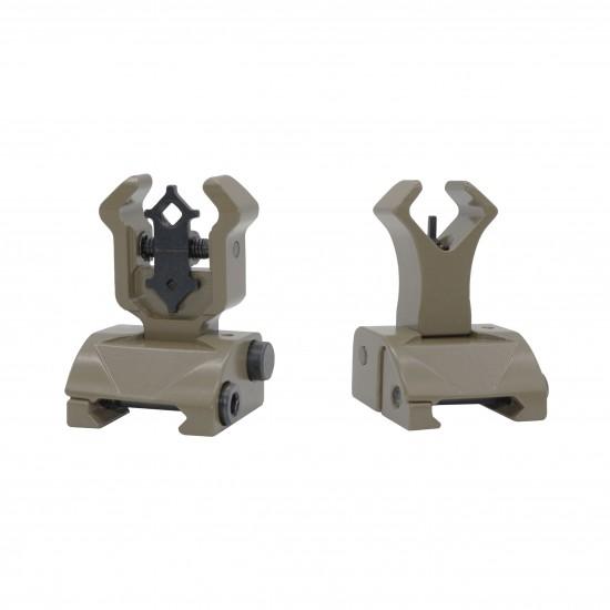 AR-15 Diamond Shaped Aperture Buis