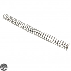 High Strength Mil-Spec Stainless Steel Polished AR-15 Rifle Buffer Spring