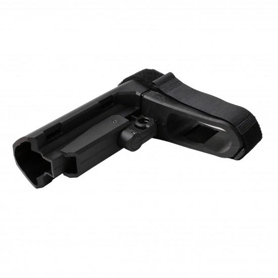 SB Tactical SBA3 Pistol Stabilizing Brace W/Buffer Tube Kit