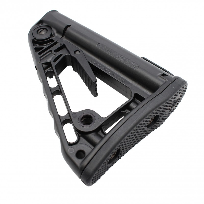 AR-15 Lower Build Kit With Rogers Super Stock