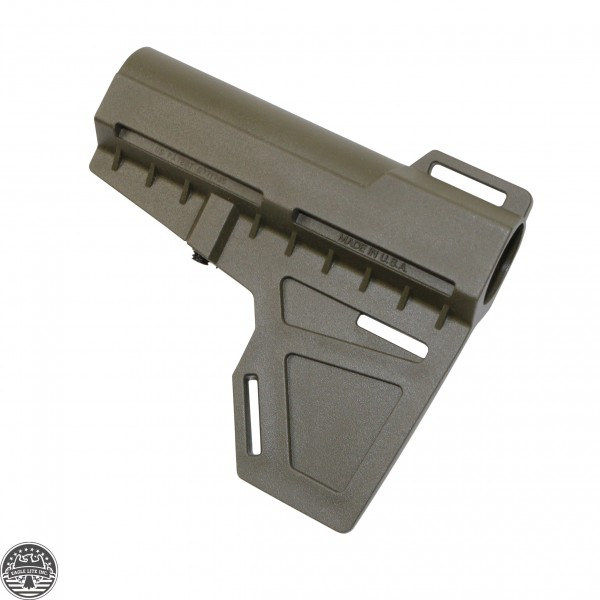 KAK Industries Shockwave Blade Pistol Stabilizer- OD Green