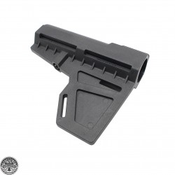 KAK Industries - Shockwave Blade Pistol Stabilizer - Black [MADE IN USA]