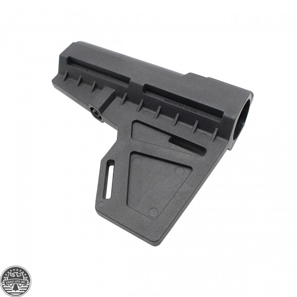 KAK Industries - Shockwave Blade Pistol Stabilizer - Black [Made In U.S.A]