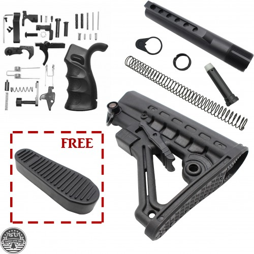 AR-15 Predator Lower Build Kit