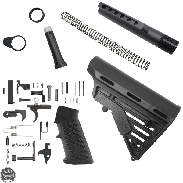 Blackhawk! Standard Lower Build Kit