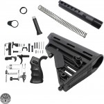 AR-15 Blackhawk! Ambidextrous Lower Build Kit