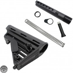BH .223 Mil-Spec 6-Position Stock And Buffer Kit