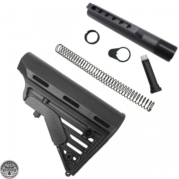 BH .223 Mil-Spec 6-Position Stock And Buffer Tube Kit