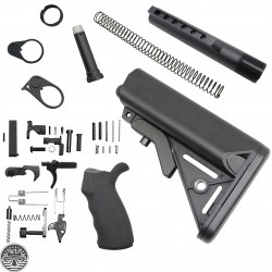 AR-15 Sopmod Lower Build Kit