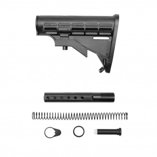 AR-15   AR-10 Collapsible Commercial Carbine Stock