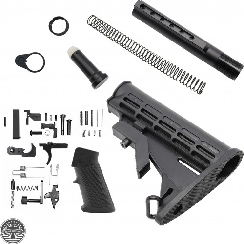 AR-10 Standard M4 Style Lower Build Kit