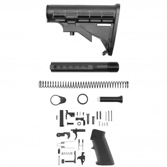 AR-15 Standard Lower Build Kit   Mil-Spec