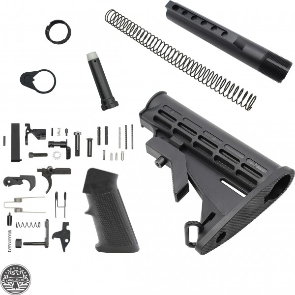 AR-15 Standard Lower Build Kit
