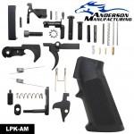 AR-15 .223/5.56 Complete Mil Spec Buffer Tube Kit W/ Lower Parts Kit Option