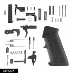 AR-15 Complete Pistol Buffer Tube Kit W/ Lower Parts Kit Option