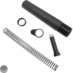 AR-15 .223/5.56 Pistol Buffer Tube Kit - No Foam