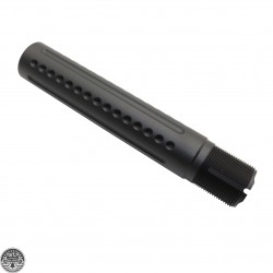 AR-15 Eagle Lite Milled Pistol Buffer Tube For Shockwave