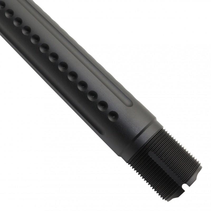 AR-15 Eagle Lite Milled Pistol Buffer Tube For Shockwave
