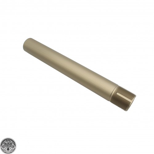 "9"" Dark Earth/Tan Pistol Buffer Tube - SB-15/SBX Brace Compatible"